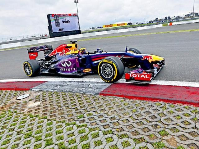 There-were-no-punctures-in-practice-sessions-although-some-drivers-complained-about-the-quick-degradation-of-soft-tyres-In-the-paddock-at-the-Nurburgring-some-drivers-praised-Pirelli-for-acting-quickly-to-rectify-the-problem--AP