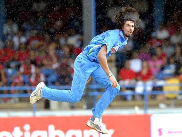 Ishant Sharma,Ishant Sharma bowling,Joe Dawes
