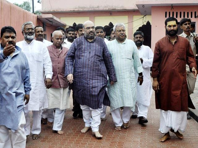Amit-Shah-arrives-for-the-Party-s-National-Election-Campaign-Committee-meeting-PTI