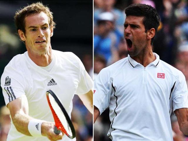 Serbia braces for Wimbledon showdown between Djokovic and Murray