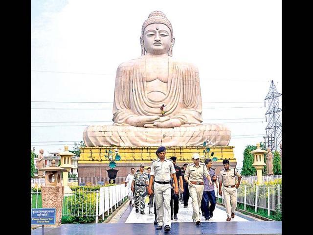 Gaya blasts,Bodh Gaya: IM on Twitter,Rajesh Ahuja & Mukesh K Mishra