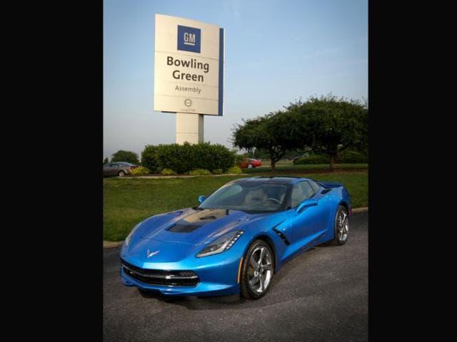 The-Corvette-Stingray-Premiere-Edition-Photo-AFP