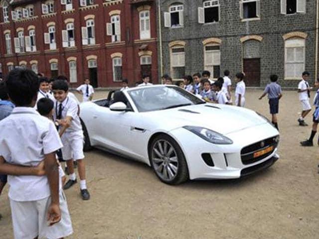 new jaguar f-type price in india