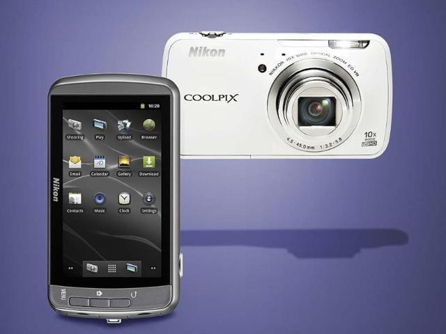 Nokia,digital camera,Bloomberg