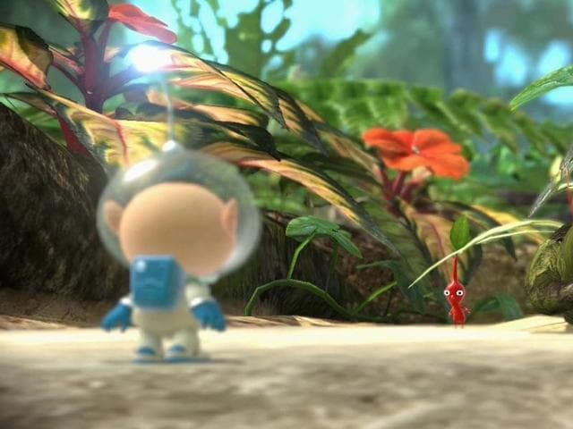 Pikmin-3-Suddenly-a-Red-Pikmin-appears-Photo-AFP