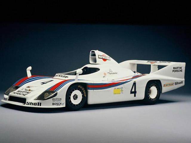 The Porsche 936-77 Spyder won Le Mans a total of three times. Photo:AFP