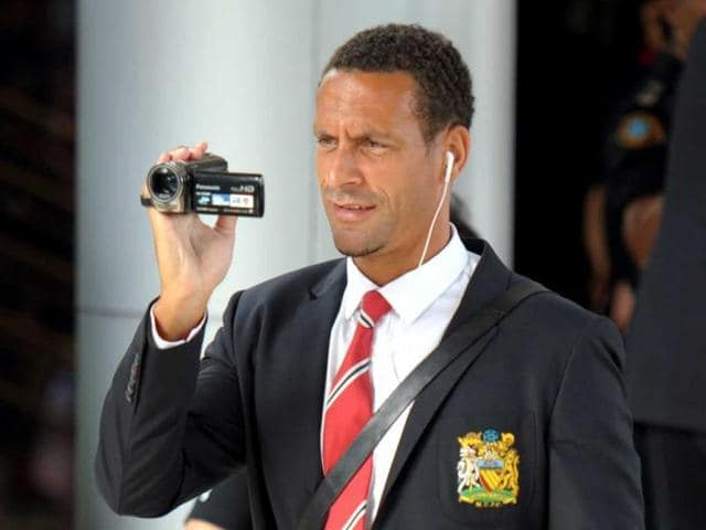 Ferdinand,wife,Manchester united