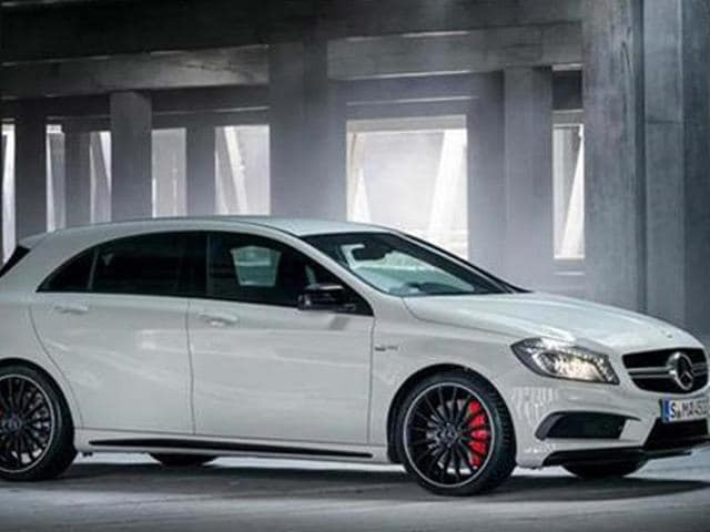 mercedes a-class india price,mercedes a45 amg price in india,mercedes a45 amg