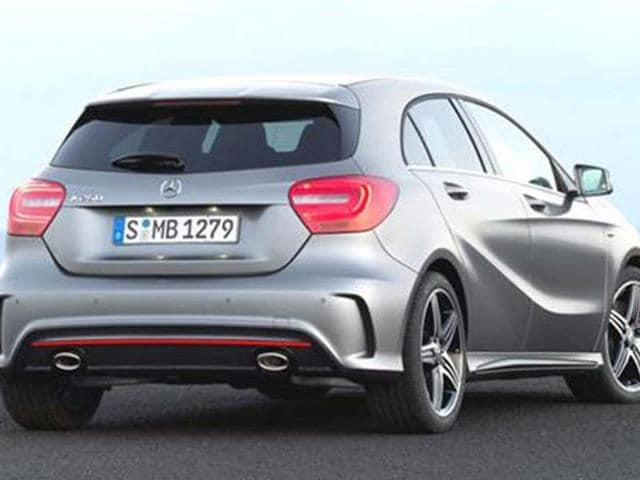 Mercedes A45 AMG on the cards