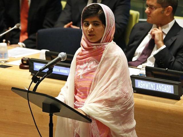 Malala Yousafzai nominated for 'Children's Nobel'
