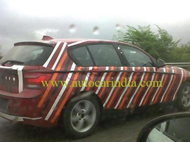 New-BMW-1-series-spied-in-India