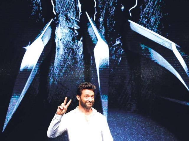 Hugh Jackman,Wolverine,Hollywood