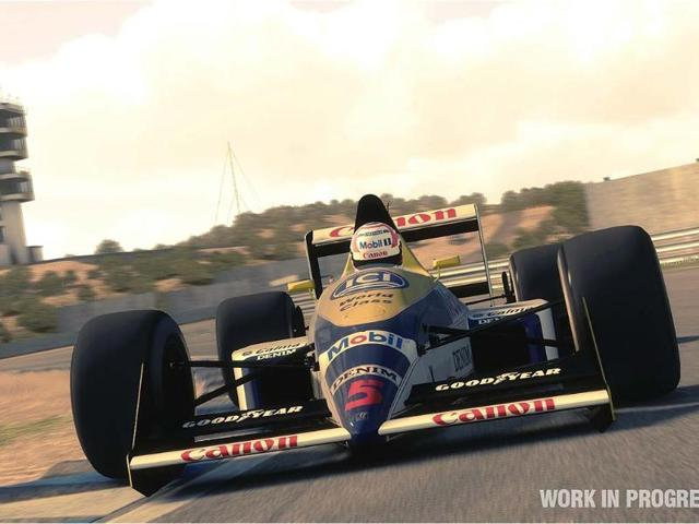 A-1988-Williams-on-the-Circuito-de-Jerez-as-featured-in-F1-2013-Photo-AFP