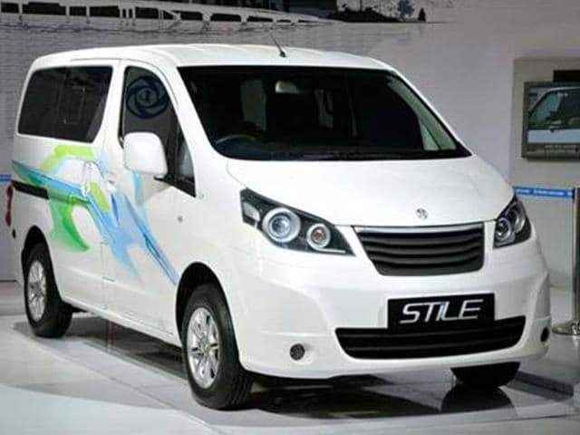 Ashok-Leyland-unveils-Stile-MPV
