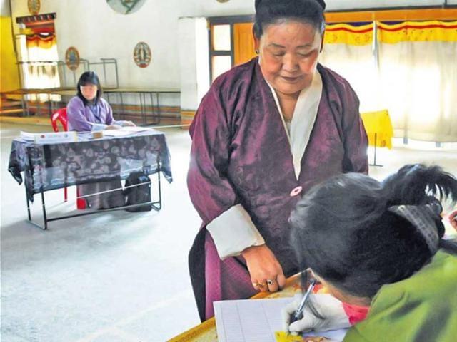 Indo-Bhutan relations,bhutan government,PDP