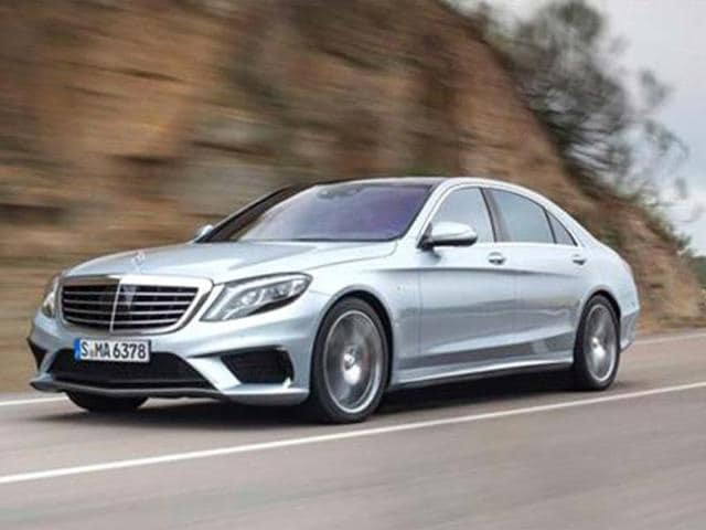 new mercedes s63 amg