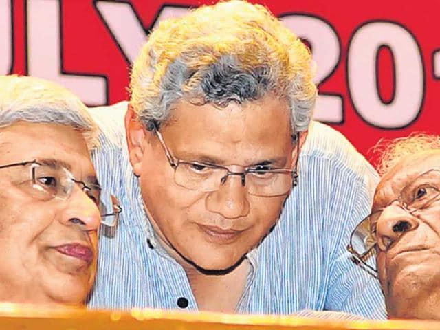 Sitaram Yechury,CPI-M,CPI-M general secretary