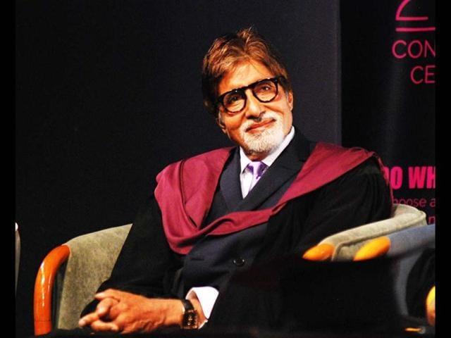 Amitabh Bachchan,Subhash Ghai,Delhi University