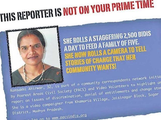 community correspondents,rural india,rural reporting