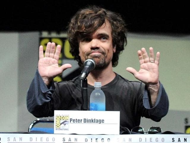 Actor-Peter-Dinklage-speaks-onstage-during-the-Game-Of-Thrones-panel-during-Comic-Con-International-2013-at-the-San-Diego-Convention-Center-in-California-AFP-Photo