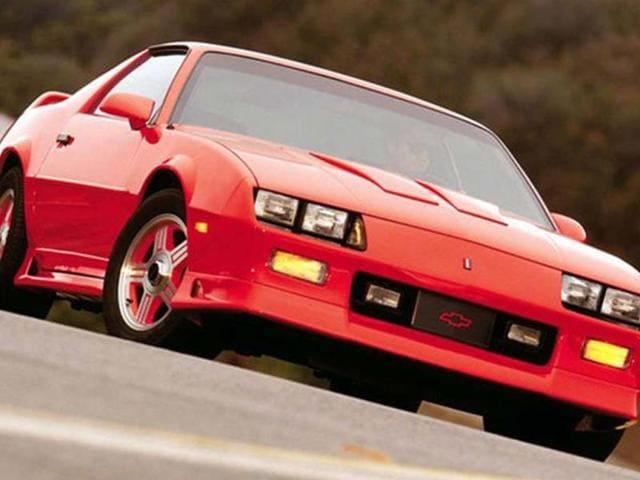 Chevy's 1988 Camaro