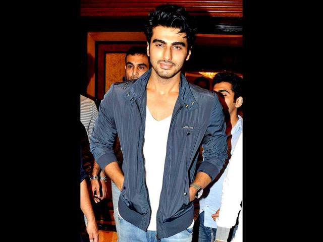 Nothing aggressive about Gunday: Arjun Kapoor