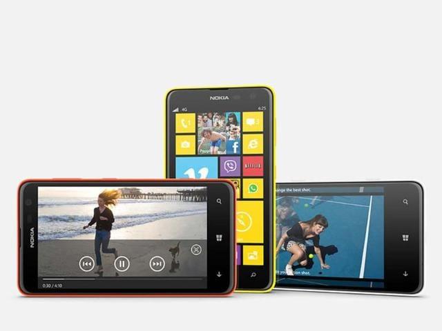 Lumia 625,Nokia,iPhone