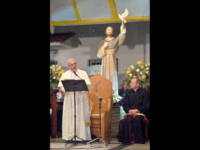 Pope leads 'fasting and prayer day' for Syria