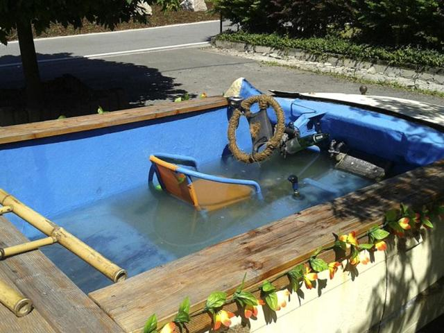 drivable pool