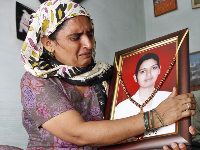 Preeti Rathi acid attack convict Ankur Panwar in Mumbai, September 8, 2016