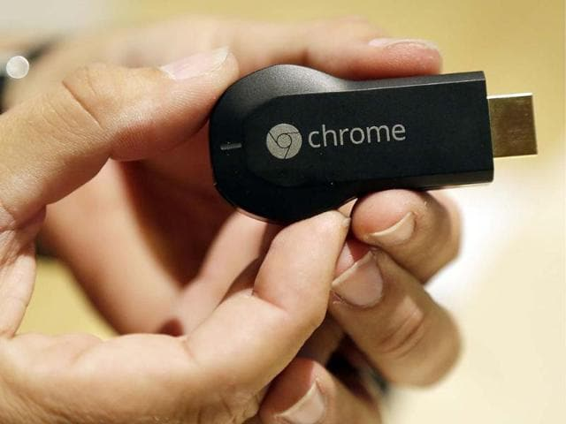 Google,Chromecast,Apple TV
