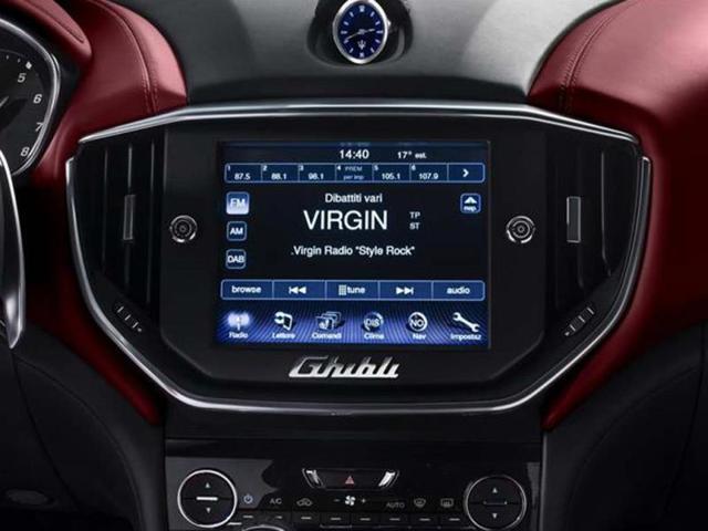 New Maserati Ghibli photo gallery