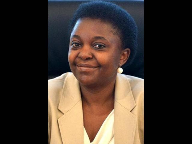 italy,Cecile Kyenge,first black minister