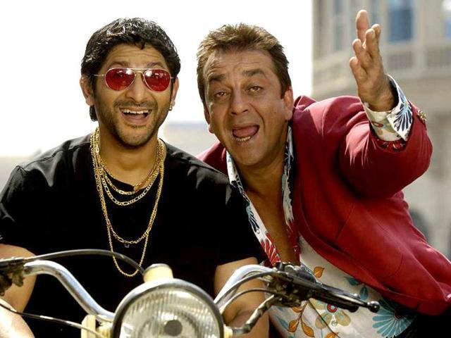 Sanjay-Dutt-made-a-comeback-with-Rajkumar-Hirani-s-Munna-Bhai-series-2003-2006