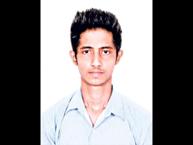File-photo-of-Karan-Pandey-who-was-shot-dead-in-the-wee-hours-around-on-Sunday-near-Le-Meridien-hotel-roundabout-by-the-police-Sushil-Kumar-HT-Photo