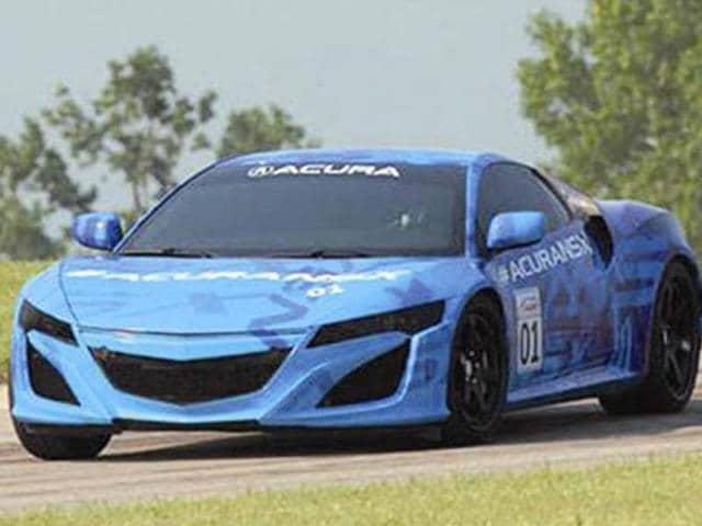 Honda-unveils-new-NSX-prototype