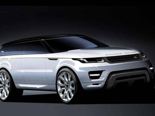 range rover sport rs,range rover evoque rs,Range Rover RS models in the works