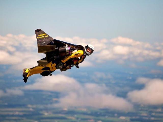 Jetman,united states,custom-built jet suit