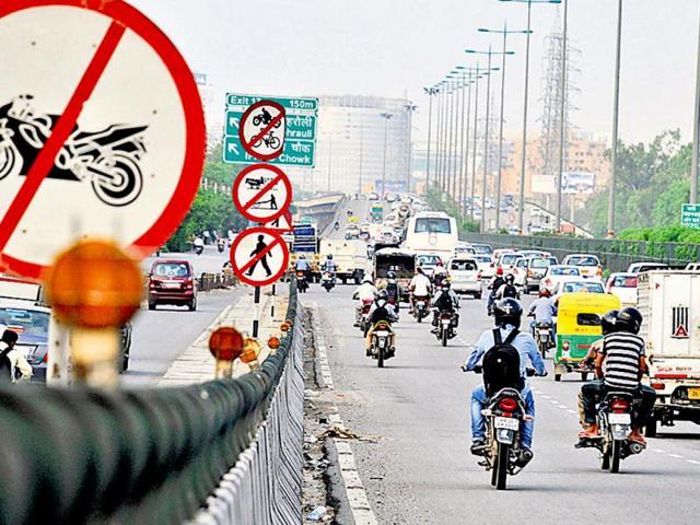 Gurgaon Expressway,NH-8,CCTV