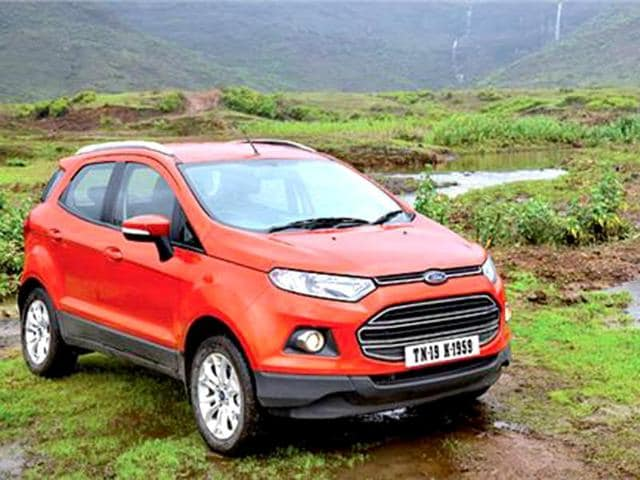 ford ecosport review,ford ecosport test drive,ford ecosport waiting periods