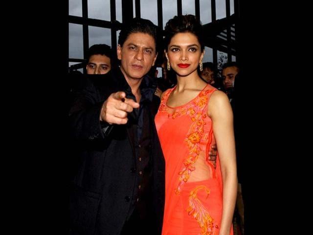 Chennai Express,Shah Rukh Khan,Deepika Padukone