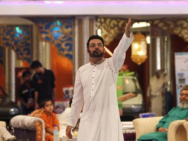 Amaan Ramazan,talk show,pakistan