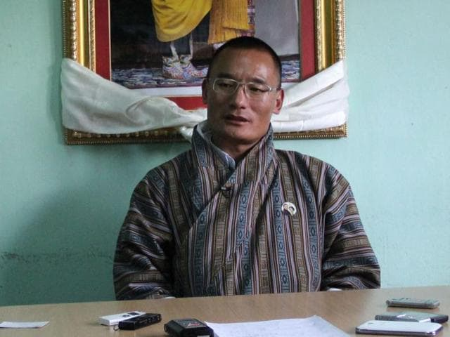 File-photo-President-of-the-People-s-Democratic-Party-PDP-Tshering-Tobgay-holds-a-press-conference-at-Changangkha-in-Thimpu-AFP-Photo