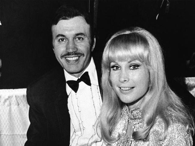 Michael-Ansara-and-Barbara-Eden-were-among-several-Hollywood-couples-at-the-Inaugural-Ball-in-the-Sheraton-Hotel-Ballroom-in-Washington-He-was-91-AP-Photo