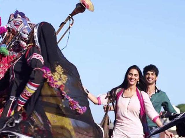 Sushant Singh Rajput,Shuddh Desi Romance,Peekay