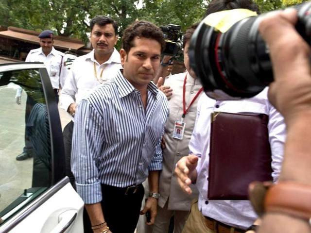 PM tells Tendulkar: cricket's loss will be a gain for Parliament