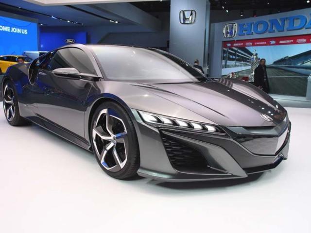 Honda-Acura-NSX-Concept-Photo-AFP