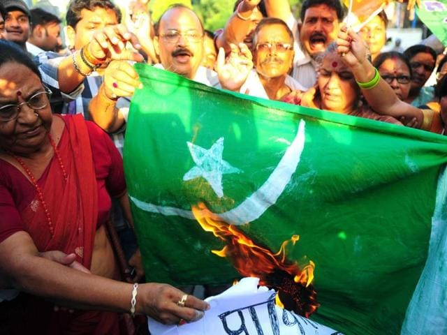 Pak intruder attack: Country outraged, politicos continue mud-slinging