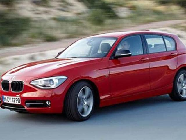bmw 1-series launch date