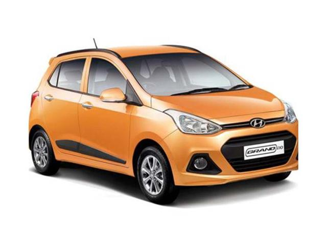 Hyundai takes a tilt at the Swift with Grand i10